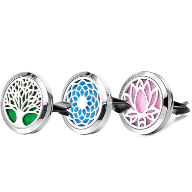 Aromatherapy Car Scent Clips