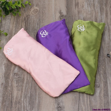 Yoga Eye Pillow Cassia Seed Lavender Relaxation Mask Aromatherapy
