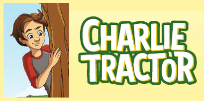 Charlie Tractor Books
