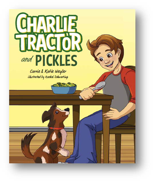 CHARLIE TRACTOR and PICKLES