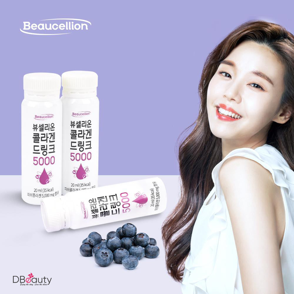 nuoc uong Collagen Beaucellion Collagen Drink 5000