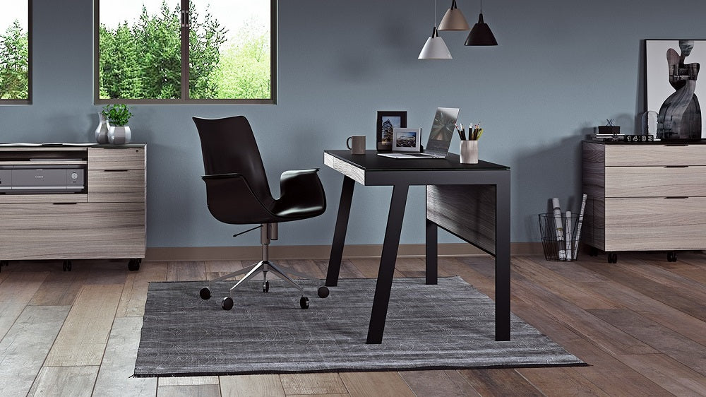 Sigma 6901 Modern Home Office Desk By BDI Furniture