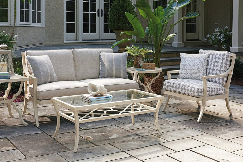 Tommy Bahama Outdoor Misty Garden Love Seat