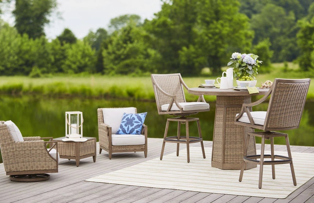 ART Furniture Summer Creek Outdoor Universal Gathering Table