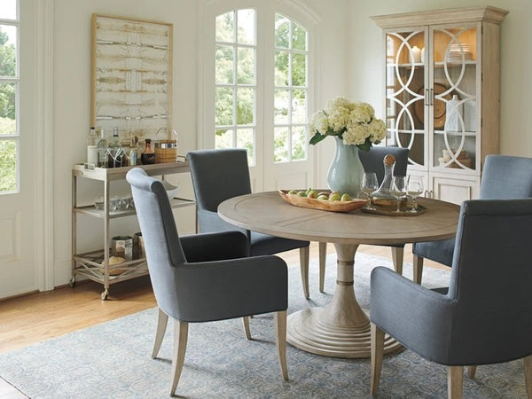 Barclay Butera Malibu Kingsport Round Dining Table