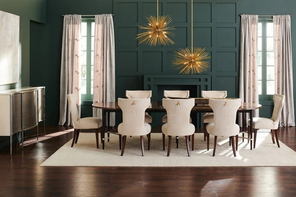 Caracole Classic Long And Short Of It Dining Table