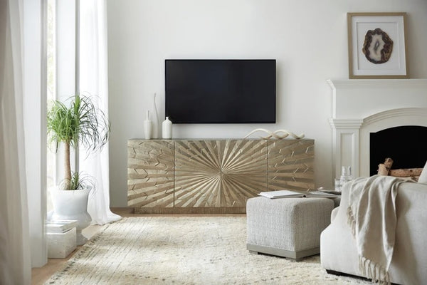 Hooker Furniture Home Entertainment Big Bang 78in Console