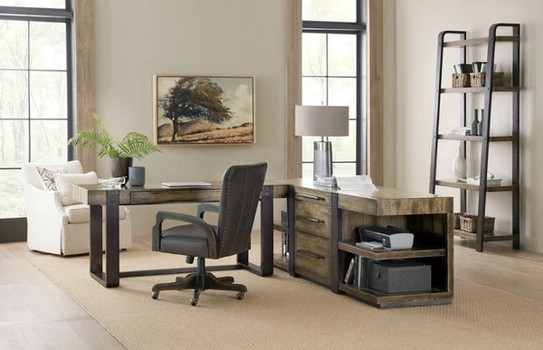 Hooker Furniture Home Office Crafted Bookcase