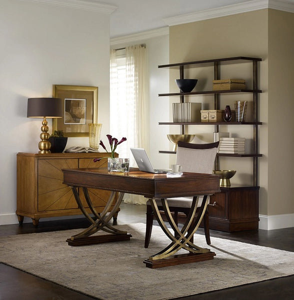 Hooker Furniture Home Office Palisade Bookcase