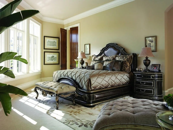 Marge Carson Piazza San Marco Low Bed PSM11-1