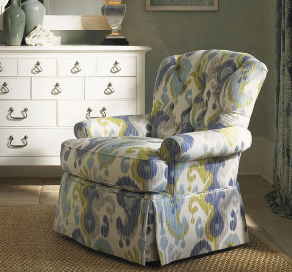 Tommy Bahama Home Ivory Key Long Bay Chair