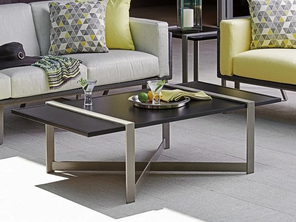 Tommy Bahama Outdoor Del Mar Rectangular Cocktail Table