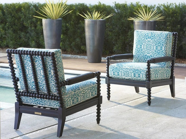 Tommy Bahama Outdoor Kingstown Sedona Accent Chair Frame Only