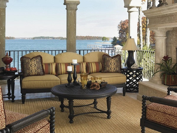 Tommy Bahama Outdoor Kingstown Sedona Accent Table