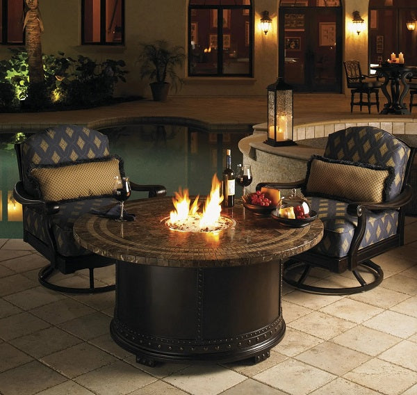 Tommy Bahama Outdoor Kingstown Sedona Fire Pit