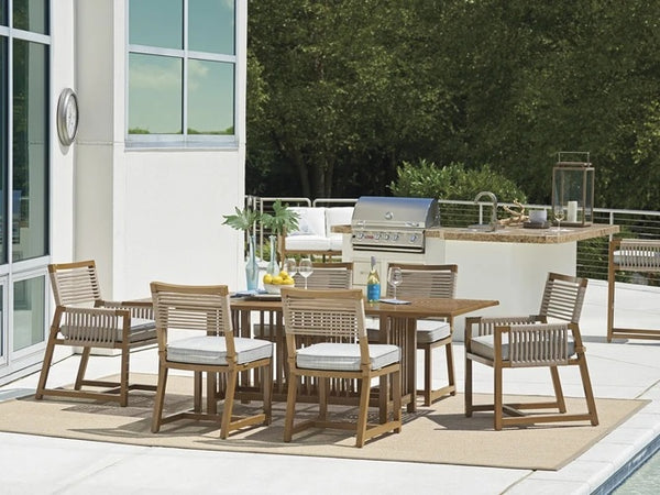 Tommy Bahama Outdoor St Tropez Rectangular Dining Table