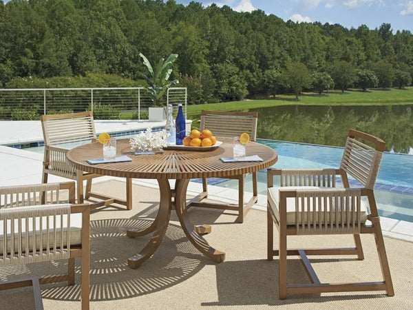 Tommy Bahama Outdoor St Tropez Round Dining Table
