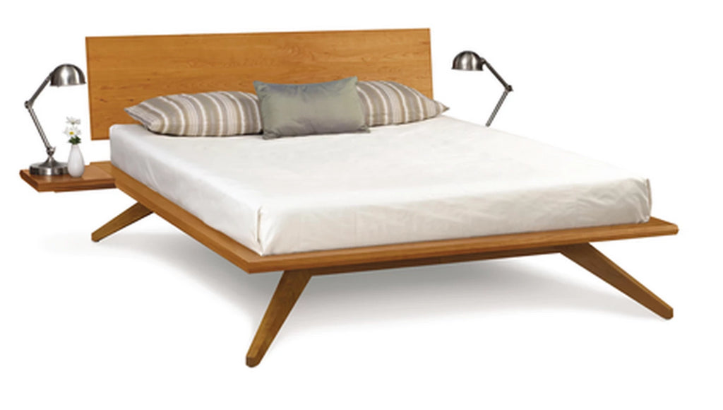 Astrid Bed with Headboard