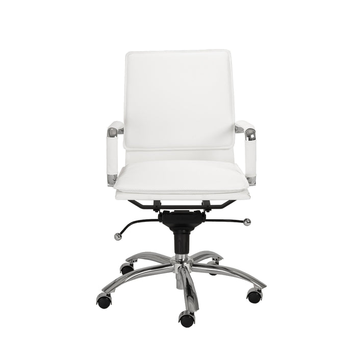 Euro Style Gunar Pro Low Back Office Chair