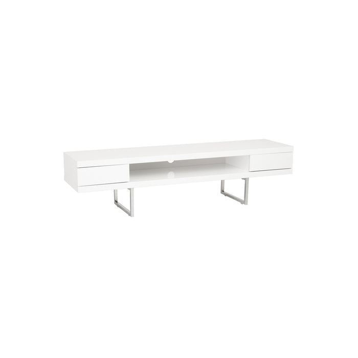 Euro Style Miranda Media TV Stand