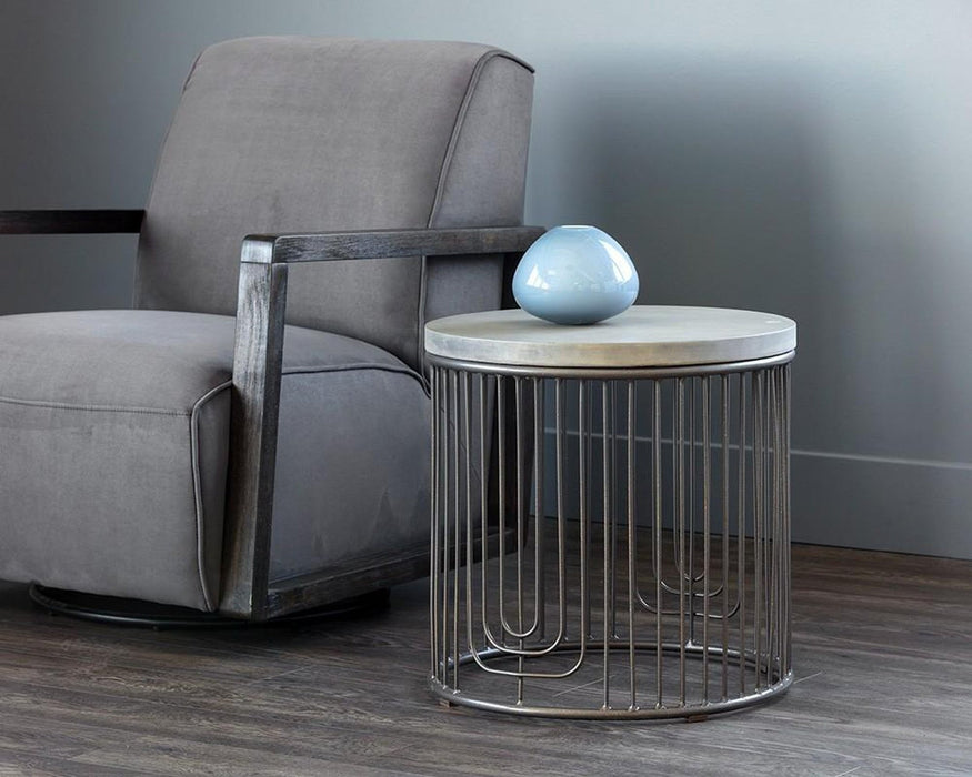 Sunpan Sargon Side Table