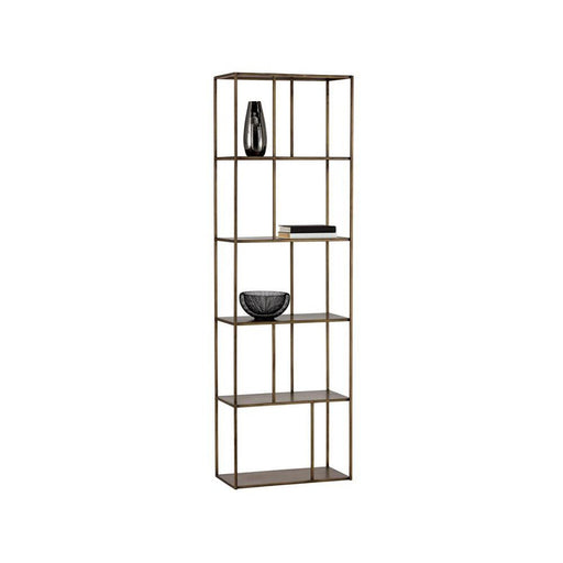 Sunpan Eiffel Bookcase Small