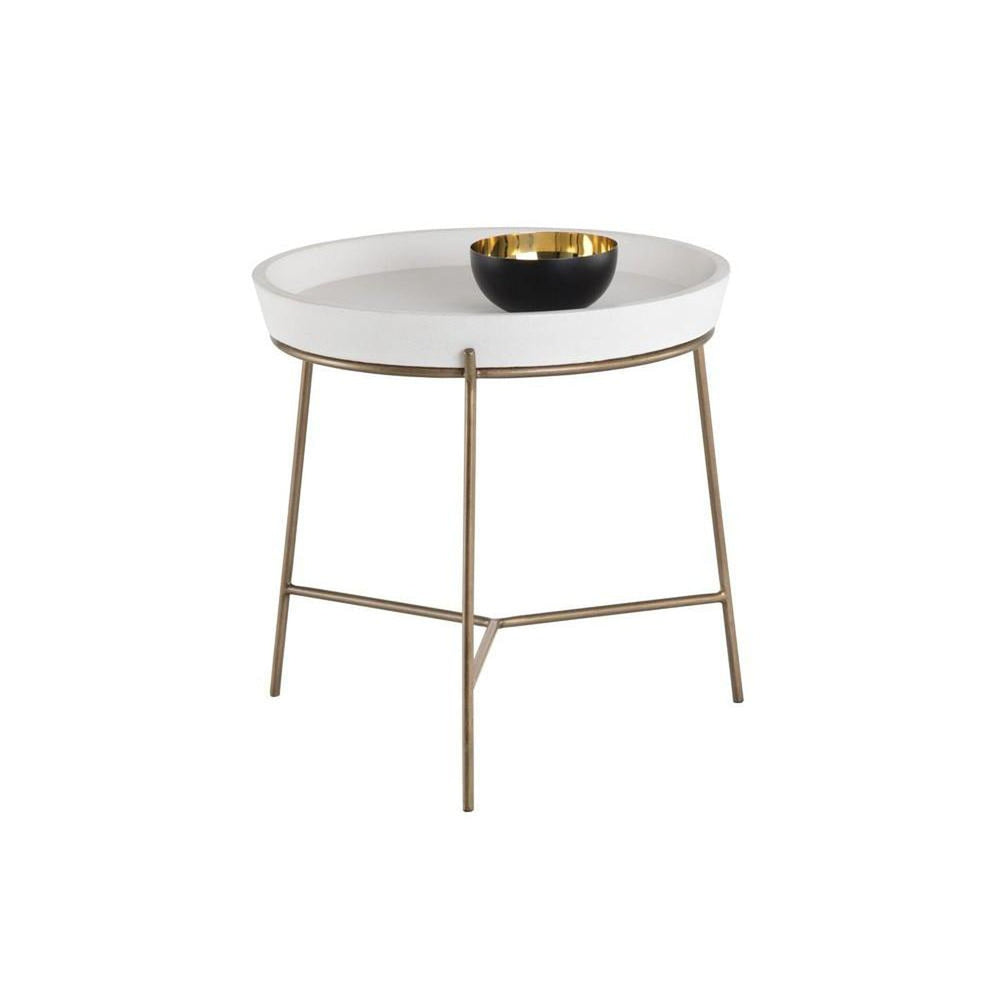 Sunpan Remy End Table