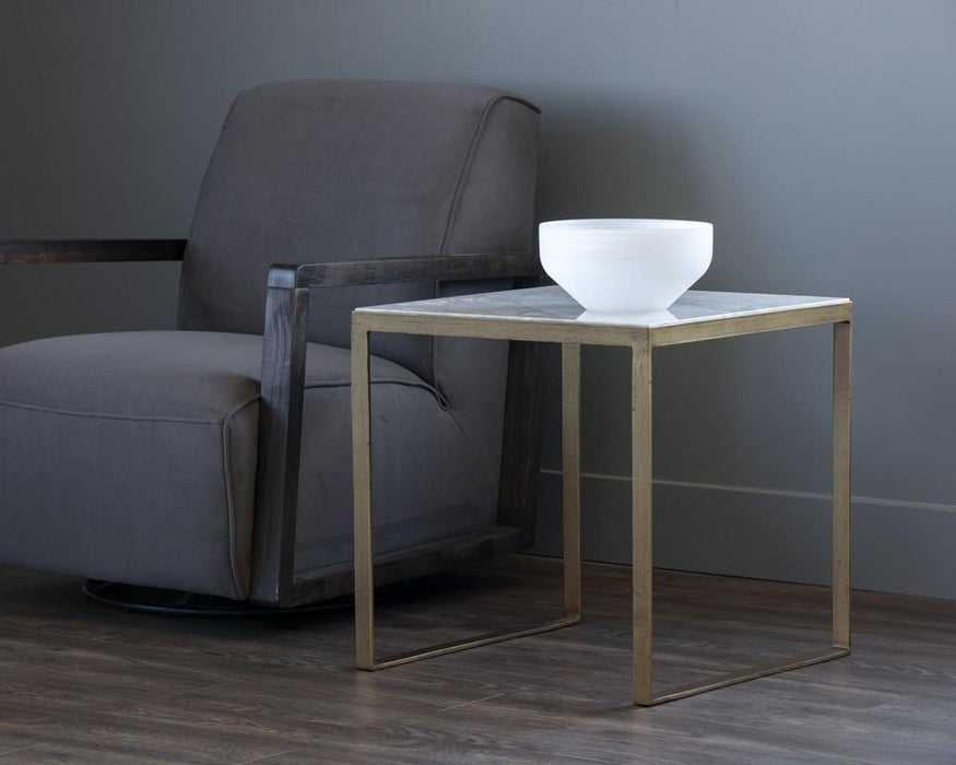 Sunpan Evert End Table