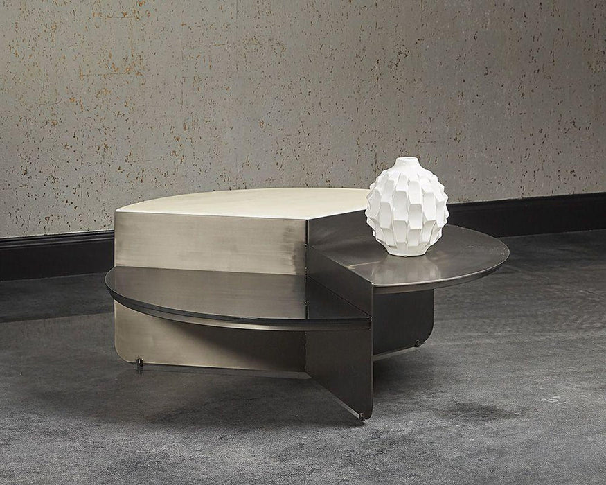 Sunpan Alessia Coffee Table
