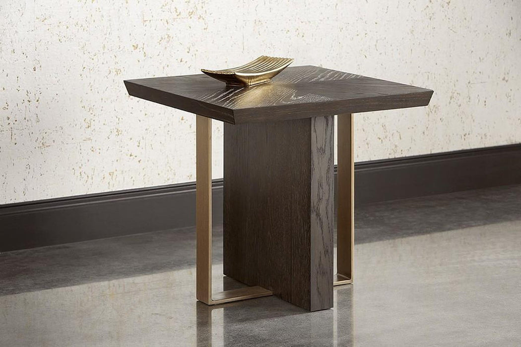 Sunpan Lars End Table