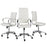 Euro Style Brooklyn High Back Office Chair