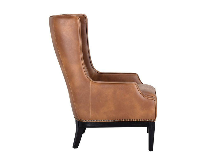 Sunpan Biblioteca Lounge Chair