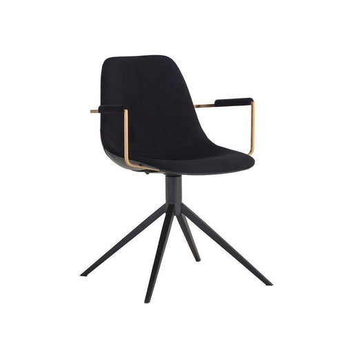 Sunpan Cassius Swivel Chair