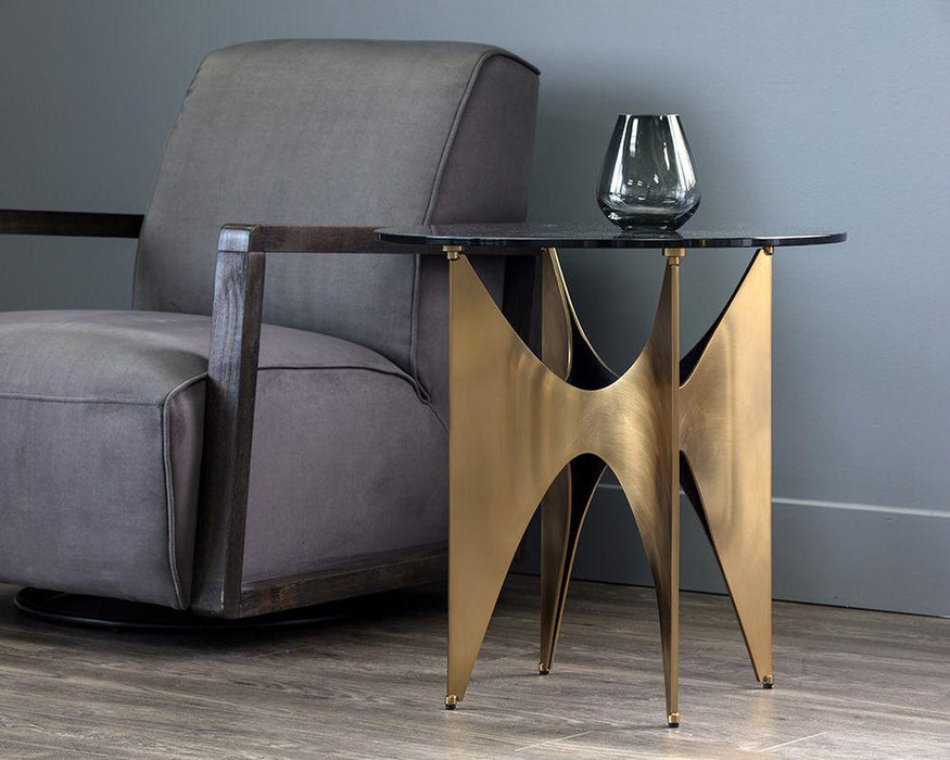 Sunpan London End Table
