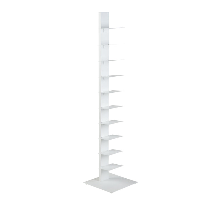 Euro Style Sapiens 60-inch Bookcase Tower
