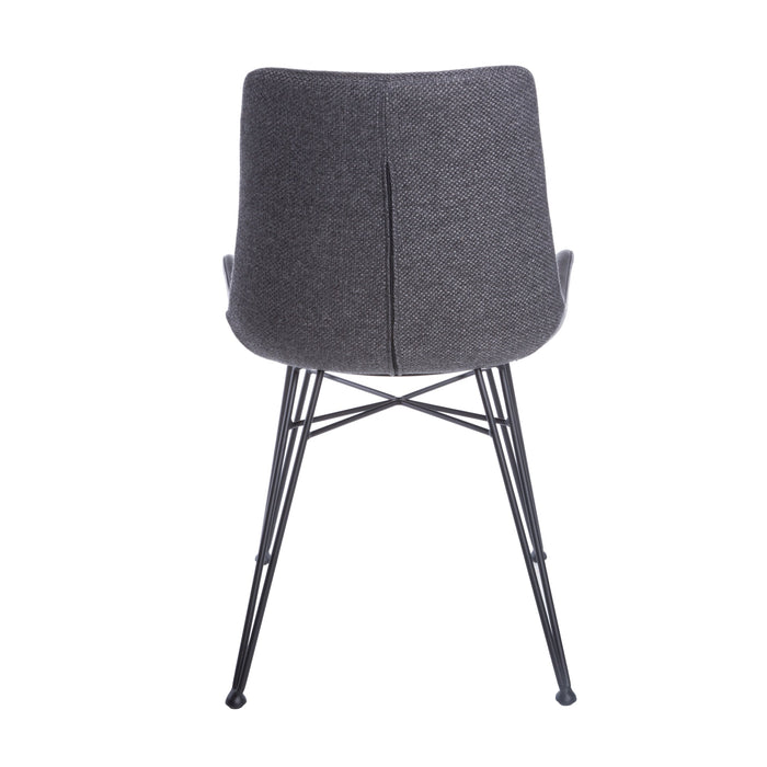 Euro Style Alisa Side Chair - Set of 2