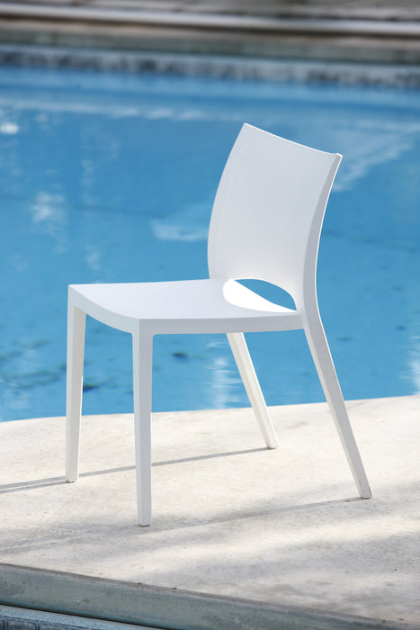Euro Style Leslie Side Chair - Set of 4