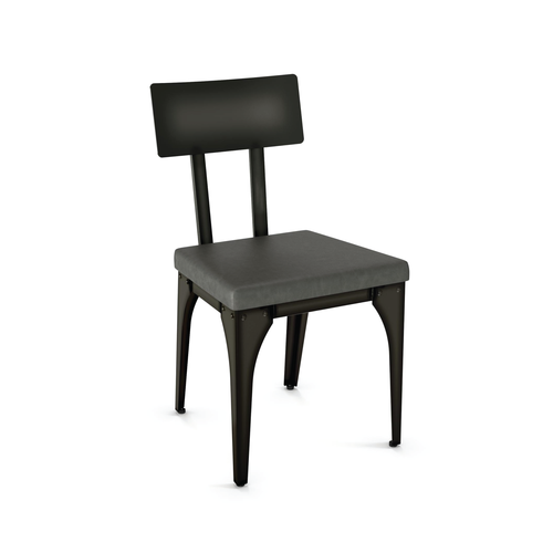 ARCHITECT CHAIR WITH WOOD SEAT