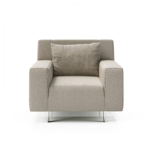 Huppe Easy Arm Chair (Velluto Fabric)