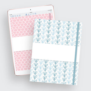 Digital Notebook Covers