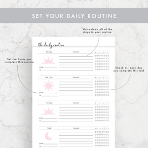 Daily Routine Planner