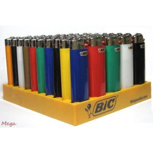 BIC Lighters 50ct Display