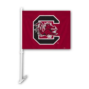 NCAA College Car Flags