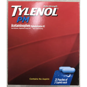Tylenol PM Extra Strength 50ct Display