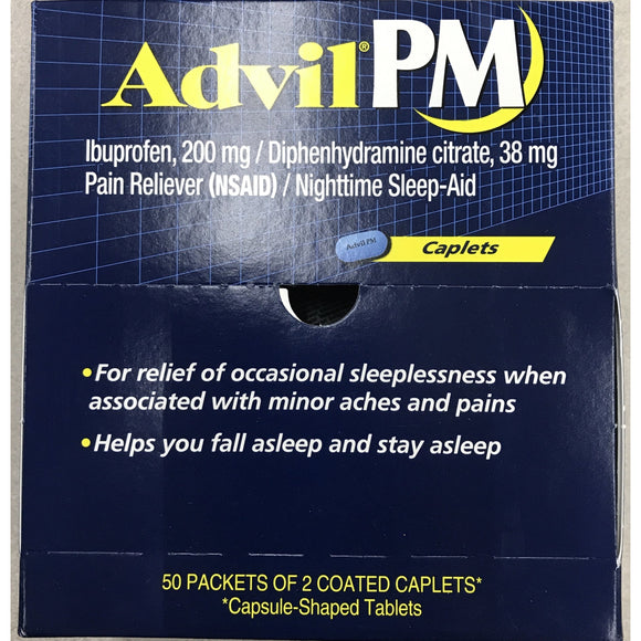 Advil PM 100ct Display