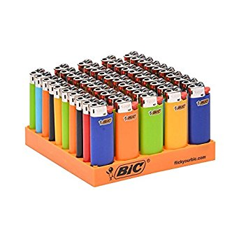 BIC Mini Lighters 50ct Display