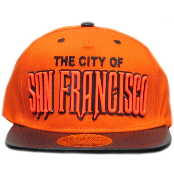 MAX HeadGear City/State Hats - 3D Silicone
