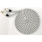 10' USB Chargers 20ct. Bag