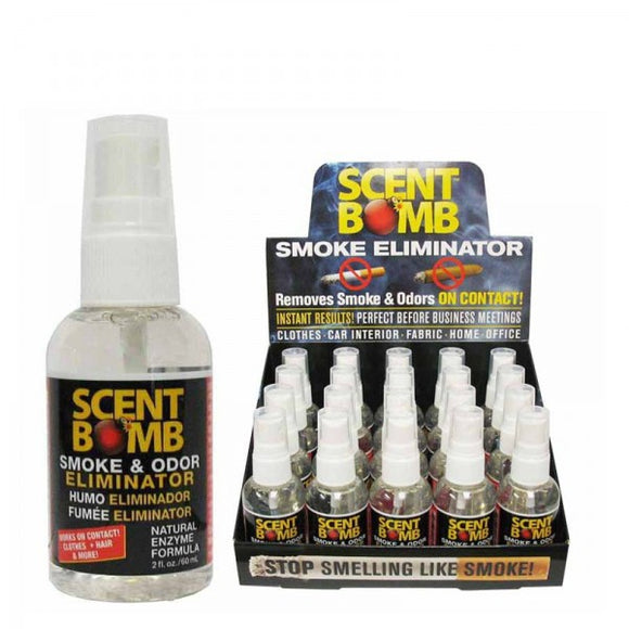 ScentBomb Odor Eliminator 20ct. Display