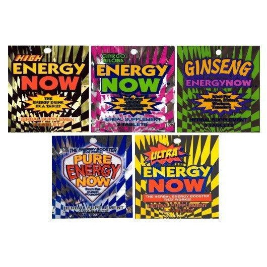 High Energy Now 24ct Box